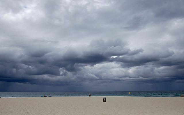 Fig. 8. Tamarama Beach, Sydney, Australia (2001 – present)