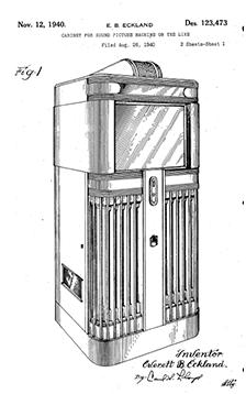 Panoram Patent (Public Domain).