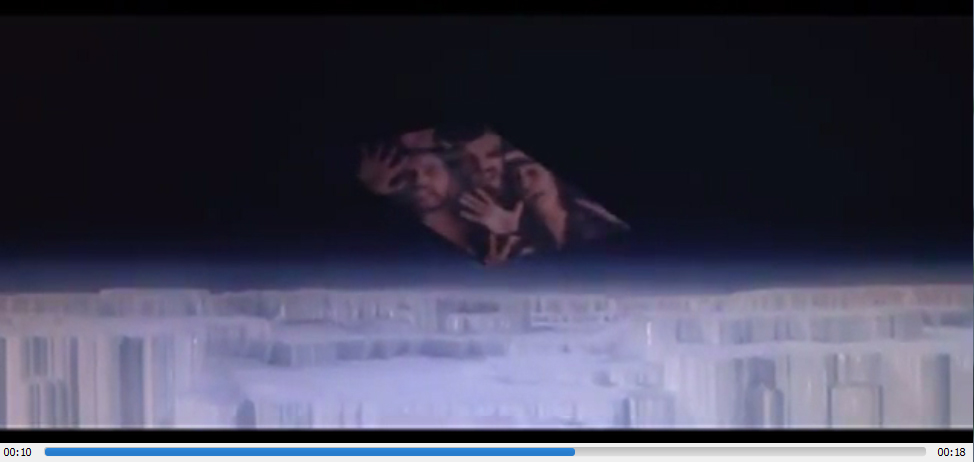 Richard Donner's Phantom Zone, 1978, Dir. Richard Donner, DVD screen capture.