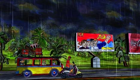 Vietnam Romance, 2014, Eddo Stern, computer game, ©Eddo Stern.