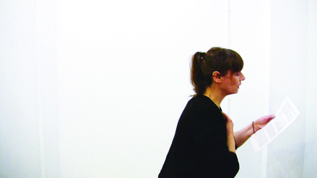 Data Management Part III, 2012, Susanne Palzer, Photo © Susanne Palzer.