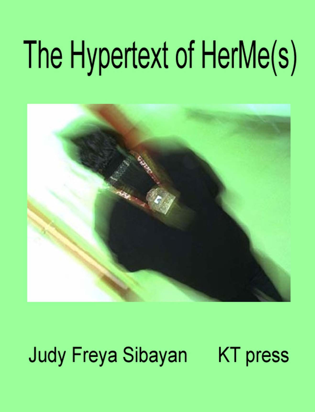 The Hypertext of HerMe(s), Judy Freya Sibayan, book cover. Photo © Armin Linke.