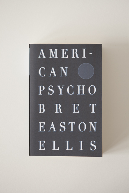 American Psycho, 2012, Mimi Cabell and Jason Huff, print, courtesy the authors.
